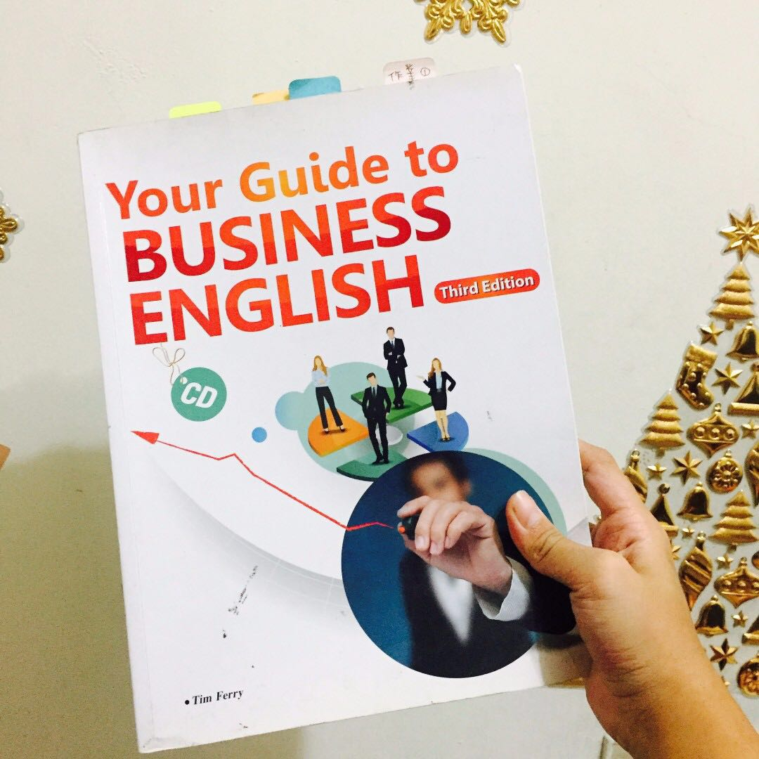 Your Guide to BUSINESS ENGLISH Third Edition英文課本
