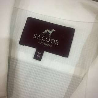 Sacoor Brother Female White Top