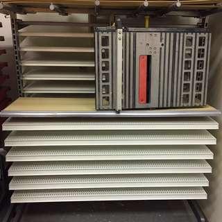 Heavy duty shelf for businesses