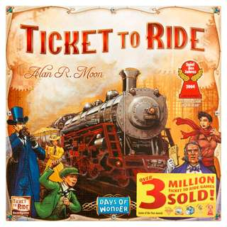 Ticket To Ride (US)