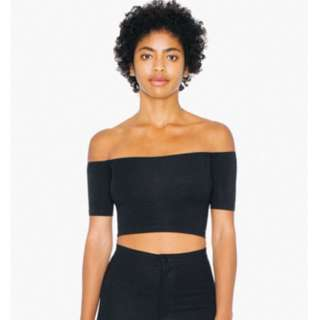 American apparel ots top