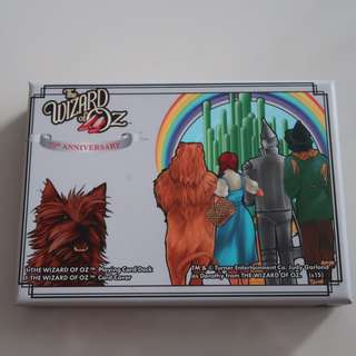 Wizard of Oz Playing Cards (Limited Gift Set)