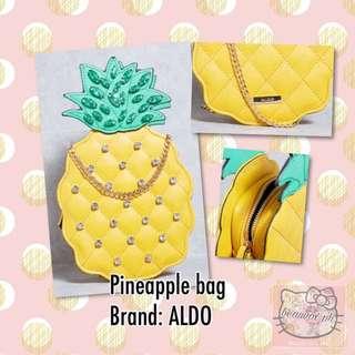 ALDO Pineapple Bag