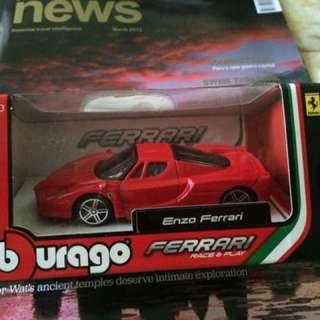 Die cast Enzo Ferrari