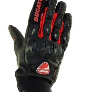($32) Ducati Motorcycle protective Gloves