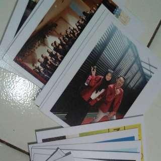 Instax Mini, Wide Polaroid