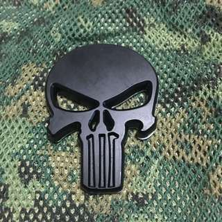 The punisher Badge