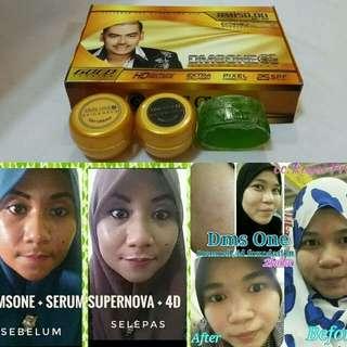 DMS ONE  basic skincare