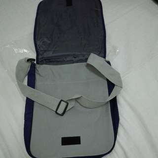 Trendy Sling Bag Dark Blue