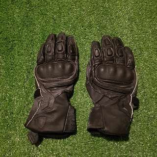 Rev It Genuine leather touring gloves