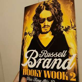 Russell Brand Booky Wook2