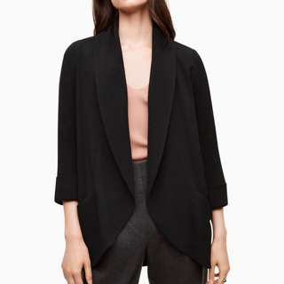 Aritzia Wilfred Chevalier jacket blazer