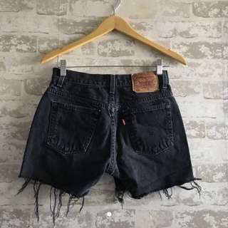 Levi's 501 Cutoffs