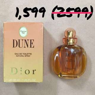 Dior Dune Eau De Toilette Spray - VERY RARE
