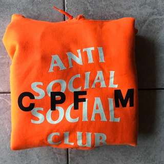 Anti Social Social Club x Cactus Plant Flee Market hoodie - Ready to ship