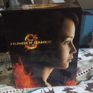 The Hunger Games Collectable Box