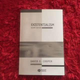 Existentialism: Second Edition byDavid E. Cooper