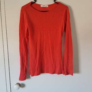 Glassons Merino Long Sleeve Size 12