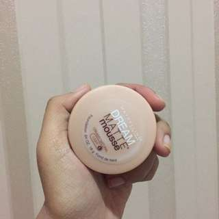 foudation creamy natural maybelline