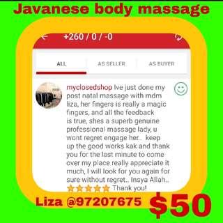 pre natal massage