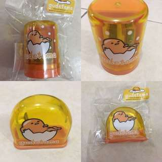 Gudetama sharpener