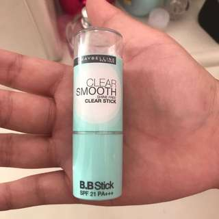 Maybelline clear stick