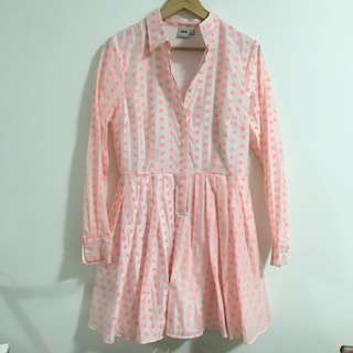 Polka Dot Dress Size 10