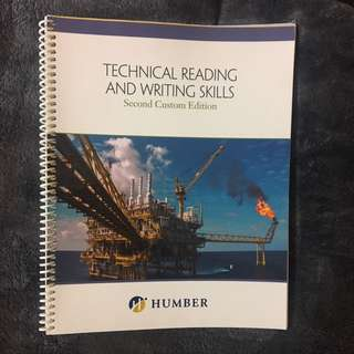 Technical Reading And Writing Skills ( Second Custom Edition )