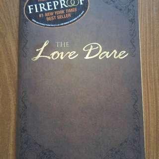 The Love Dare by Stephen & Alex Kendrick