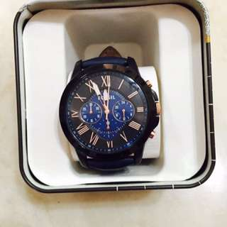 Fossil Leather For Men FS5061