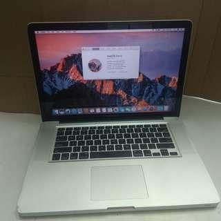 "15"", i5 Macbook Pro Mid 2010 i5, 2.53ghz, 4GB, 500GB HDD"