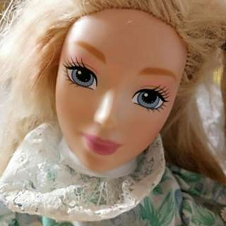 More than 1 ft. Authentic barbie