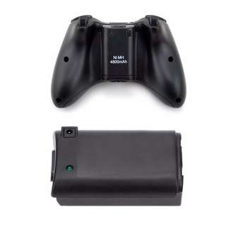BN XBOX360 4800mAh Rechargeable Battery and Charger Cable