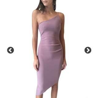 Renting - Bec & Bridge Luxul Asymmetrical Dress