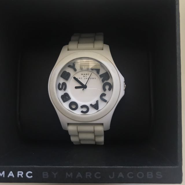 100% authentic marc jacobs watch