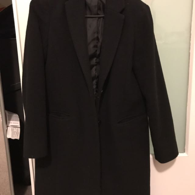 100%Wool Woman Coat from Japan