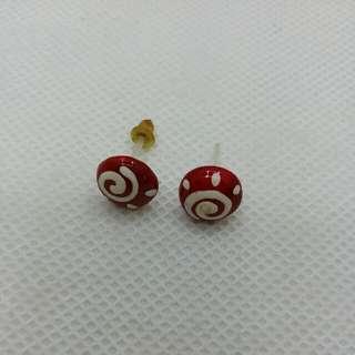 耳環 (買五送一)