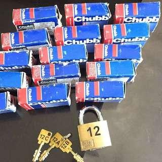 Chubb High Security Locks