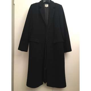 Authentic Armani Collezioni Wool Coat - fits size medium