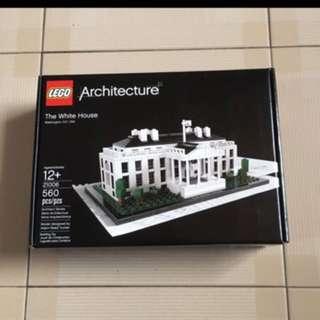 Lego 21006 White House