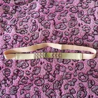 Espada Pink Belt