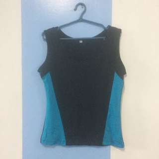 Dry-fit Sleeveless Top