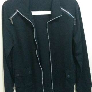 Black Korean Style Jacket