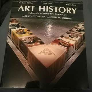 Art History Fifth Edition