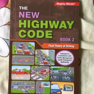 Final Theory of Driving Book (Brand New)