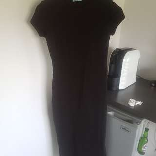 Kookai size 1 black dress