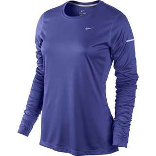 Nike Miler Dri-Fit Women's Long Sleeve/Sweater