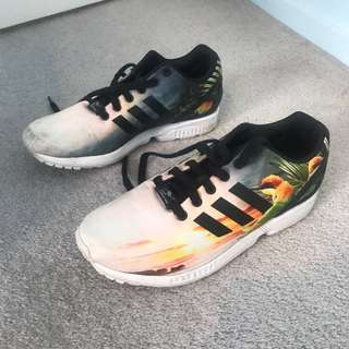 Adidas ZX Flux size US 8