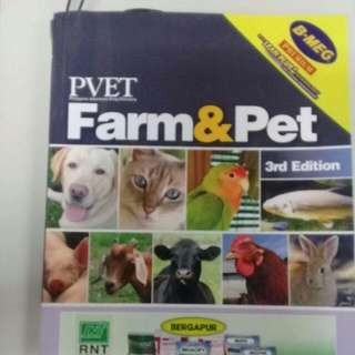 PVET Farm and Pet 3rd edition