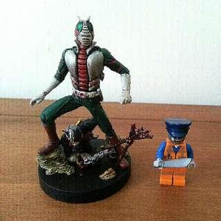 SIC Masked Rider V3 & Man.